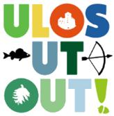 Ulos-ut-out -tapahtuman logo